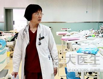 樊剑锋:患儿依赖,家长信赖,我的内心特别充实